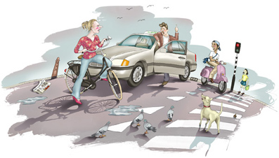 road rage? - are you cool on the road? or your the type who rage at the road?