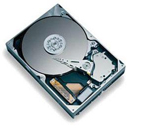 computers hard disk - hard drives