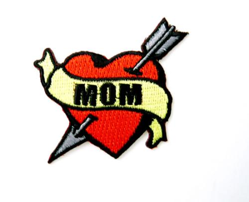 i love my mom tattoo - shows how much you love your mom.
