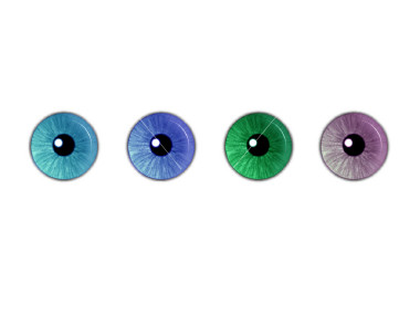 Eyes of color - Eyes of color.