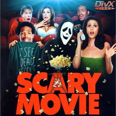 Scary Movie - The movie that made me laugh the most. It's a killer