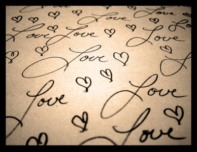 love - i love you note