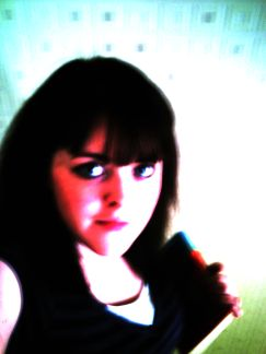 Killahclaire - Right I took this myself so its a bit shaky and you can see the one on my avatar too