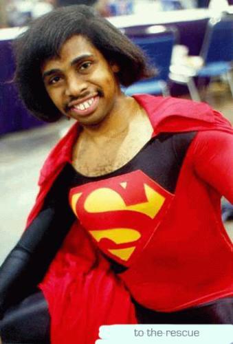 uglysuperman - ugly superman dream of all girls