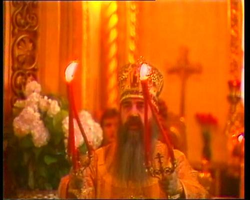Christians in the fires of Hell - Orthodox vicar