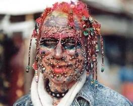 Body Piercings - this may be a bit MUCH for me! LOL