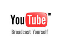 Youtube logo - nice site!