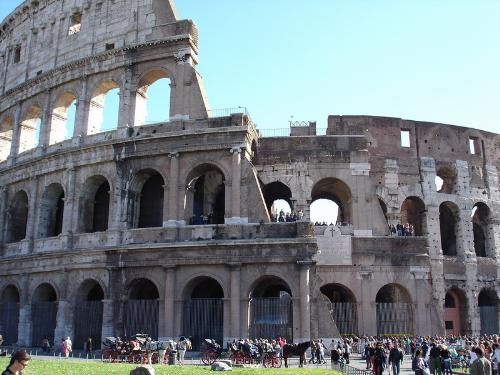 Colosseum - this an immage of Colosseum;I've made it the last November!