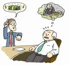 boss - I can't dare to say no to my boss, even he put a ton of task to me.
