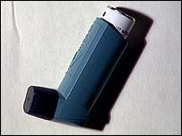 treating asthma - i have an inhaler for my asthma that i am taking to prevent attacks
