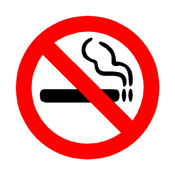 No-Smoking - Stop smoking ....it not only kills you....but your will to LIVE as well....