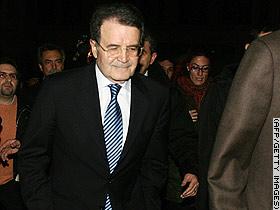 Italian Prime Minister Prodi resigns - Italian Prime Minister Prodi resigns Italian Prime Minister Prodi resigns