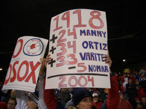 Go Red Sox - Big Papi is ready to roll again this year...will Manny show? Probably isn't Manny just being Manny...again..lol