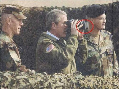 """oh, i see what you mean""  - george bush caption photo. funny : )"