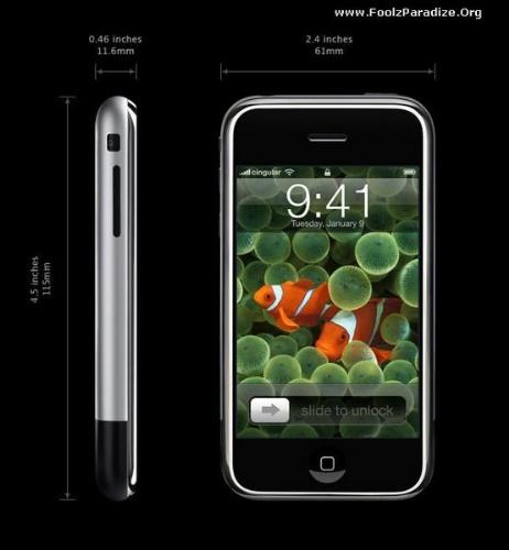 i Phone - The Apple iPhone is a multimedia/internet-enabled phone