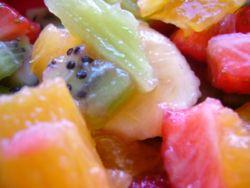 Fruit Salad - fruit
