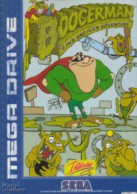 Boogerman - Sega Game