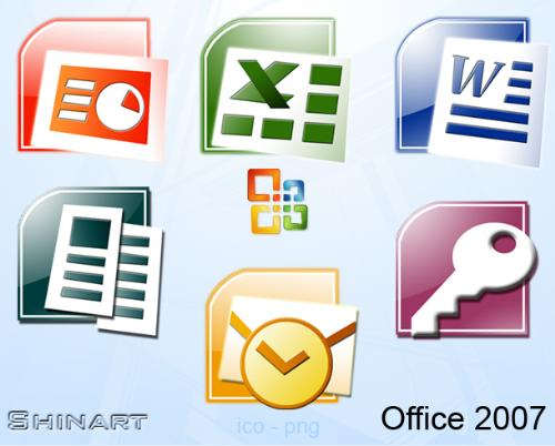 office - office icons
