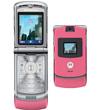 my pink razr cell phone - my phone