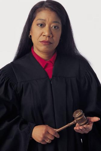 Judges on television - judges on television