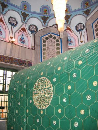 Tomb of Abraham - Tomb of Abraham as taken from Wilkepedia.com
