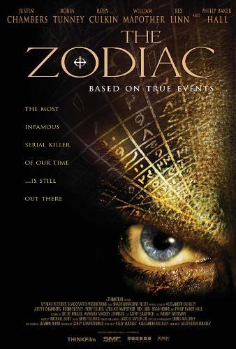 Zodiac - The movie Zodiac