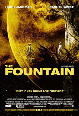 the fountain - how dd you feel after viweing this movie?