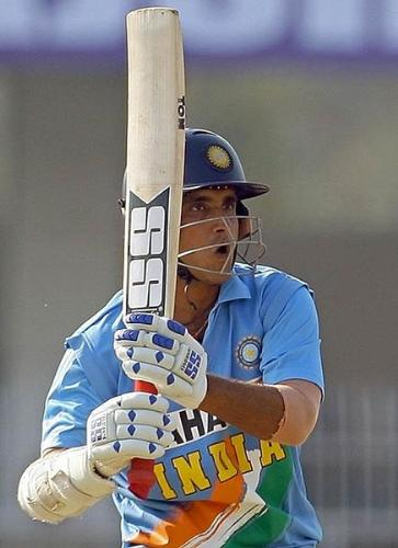 Sourav ganguly - This is the player to look out for . i think he will be Indias trumph card at the world cup. it INdia. all the way.