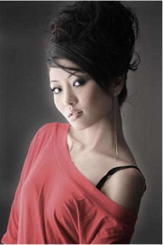 Hot girls naga Zhu Ke