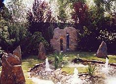 Fantasy garden - Mother earth fantasy garden