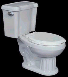 Toliets - The ever present question arises how in the heck do you keep the toliet seat warm???