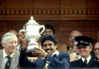 cricket worldcup - worldcup raised by kapil in 1983