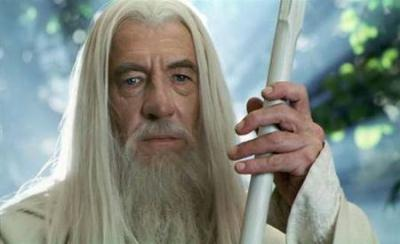 Gandalf - Gandalf the White Lord of the Rings