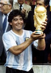 maradona - the best