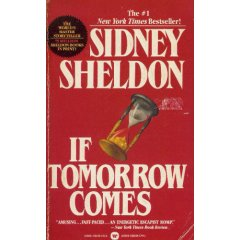 If Tomorrow Comes - Book cover of If Tomorrow Comes, a bestseller of Sidney Sheldon.