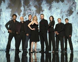csi  - The cast of CSI