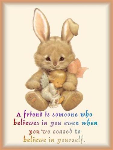 Friendship - What is a Friend??