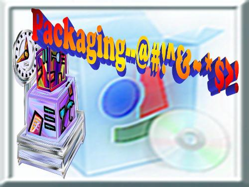 Packaging---@!*#+! - Graphic representation of Packaging dissing