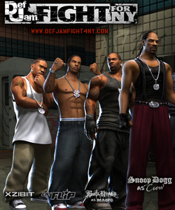 Def Jam Fight For NY - The best fight game !
