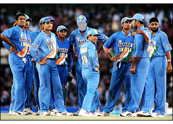 indian team - india team lets hope the will be bak with style