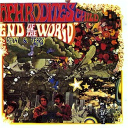 the end of the world - THE END OF THE WORLD cd photo