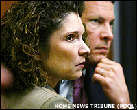 Melanie McGuire - the latest news of a woman murdering her husband