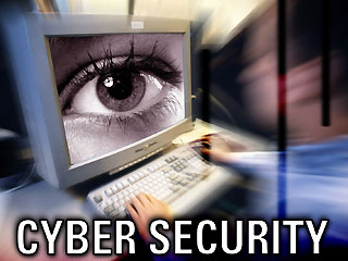 Keeping Safe On The Internet - an image of cyber security and the downfall of internet security