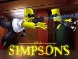 The Simpsons - Preview of how the Simpsons would look like in 3D.
