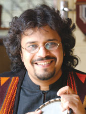 The another maestro of percusion - -