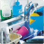 Dishwashing  - dishwashing liquids or paste