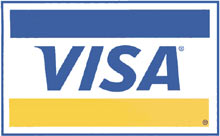 Visa - Visa.. The official card for the 2008 Beijing Olympics..