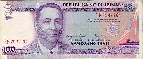 money - money philippine money