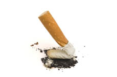 stop smoking for the sake of your relationship? - withdrawal from smoking habit