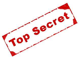 Top Secret - Ssshhh.. No one is watching..